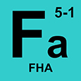 Mortgage-Symbol-FHA-Adjustable-5/1-ARM