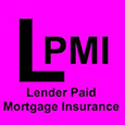 Mortgage-Symbol-LPMI-Lender-Paid-Mortgage-Insurance