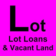 Mortgage-Symbol-Lot-Vacant-Land-Loans