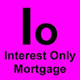 Mortgage-Symbol-Interest-Only