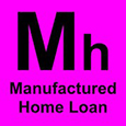Mortgage-Symbol-Manufactured-Homes
