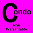 Mortgage-Symbol-Non-Warrantable-Condo
