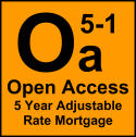 Wholesale-Mortgage-Open-Access-ARM-5-year-Adjustable